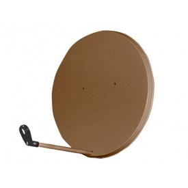 Супутникова антена CA-900 Коричнева 0,85 м