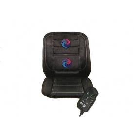 Накидка на сидение с массажем 2 мотора 12V/220V 12002 B