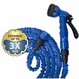 Растягивающийся шланг Bradas Trick Hose WTH515BL 7.5-22 м синий