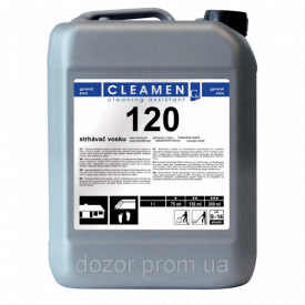 Моющее средство для генеральной уборки полов и удаления воска CLEAMEN 120 - 5 л