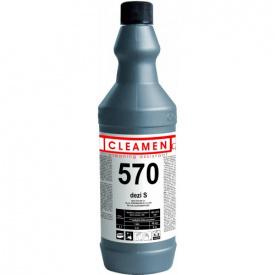 Средство для дезинфекции и очистки поверхностей CLEAMEN 570 DEZI S - 1л