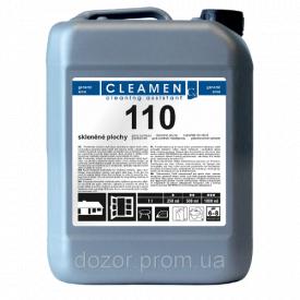 Моющее средство для стеклянных поверхностей CLEAMEN 110 - 5 л
