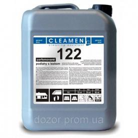 Моющее средство для полов парфюмированный CLEAMEN 122 - 5 л