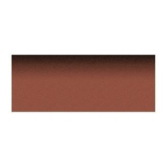 Гребенево-карнизна плитка Aquaizol 250х1000 мм червоний