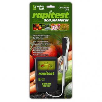 pH метр Luster Leaf Rapitest 1 840