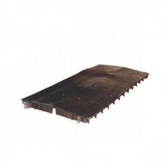 Аератор Aquaizol гребеневий 34х280х1220 мм чорний