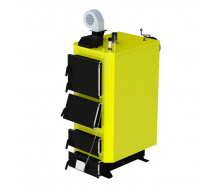 Твердопаливний котел Kronas UNIC NEW 17-150 кВт 27