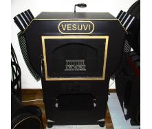 Камін булерьян Vesuvi 150,0 чорний