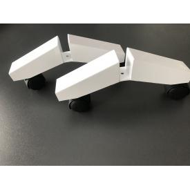 Ножки с роликами для отопительных панелей VESTA