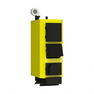 Твердопаливний котел Kronas UNIC-P 17-150 кВт 75