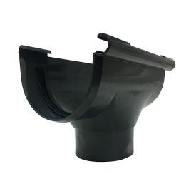 Воронка Альта-Профіль Еліт 125/95 мм графітовий