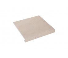 Ступенька угловая правая Zeus Ceramica Calcare Beige 30х34,5х0,92 см (SZBXCL3BRC2)