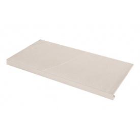 Ступенька угловая левая Zeus Ceramica Calcare White 34,5х60х0,92 см (SZRXCL0BRR1)