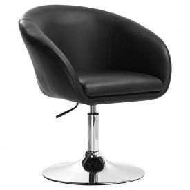 Кресло парикмахерское Woltu BH-24 Черный