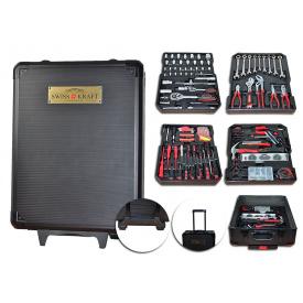 Набор инструментов Swiss Kraft 399 предметов (SK399)