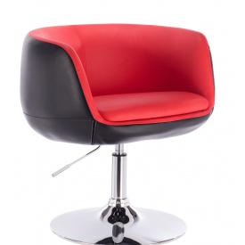 Кресло парикмахерское Woltu BH42 Красный