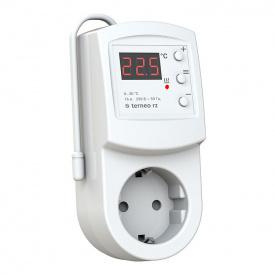 Терморегулятор terneo rz для инфракрасных панелей