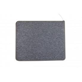 Гріючий килимок SolRay 830х830 мм сірий