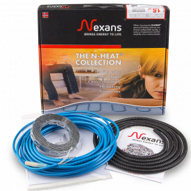 Теплый пол Nexans TXLP/1 R oдножильный нагревательный кабель 3100 Вт 18,6-23,2 м2