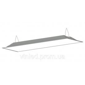 Офисный светодиодный светильник VTN: 122 лм / Вт 5000 K 3300 лм 300х600 мм (В36-3350-EP4)