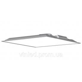 Офисный светильник светодиодный VTN LED панель: 140 лм/Вт, 4000 K, 3300 лм, 600х600 мм (В66-3340-BP2)
