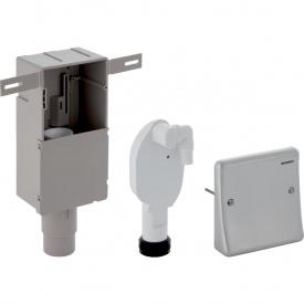 Сифон внутристенный Geberit для стиральной и посудомоечной машины крышка из нержавеющей стали 152.232.00.1
