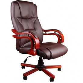 Офісне комп'ютерне крісло Avko AP 01 Brown
