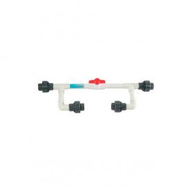 Інжекторний вузол Presto-PS байпас 1/2 дюйма (ВА-0112В)