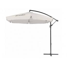 Зонт садовый EMPOLI DV-023GU - кремовый