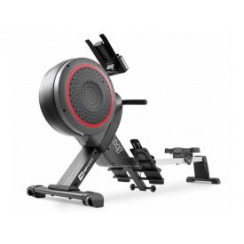 Гребной тренажер аэромагнитный Hop-Sport HS-100AR Roam серый+ мат