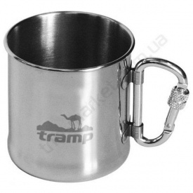 Кружка с карабином Tramp Кружка TRC-012