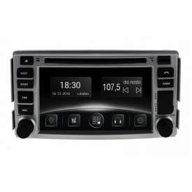 Штатная магнитола Gazer CM5006-CM (Hyundai Santa Fe (CM) 2006-2012)