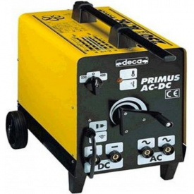 Сварочный аппарат трансформатор Deca PRIMUS 210E AC/DC, 230-40