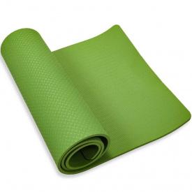 Коврик, мат для йоги и фитнеса USA Style LEXFIT, LKEM-3039A-0,8