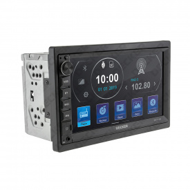 Автомагнитола Decker DV-711W + Бесплатная доставка