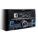 2-DIN CD/MP3-ресивер Alpine CDE-W296BT