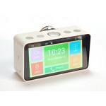 GPS-навигатор Jimi JC800 Android + 3G + WiFi +Nalitel (Лицензия) white УЦЕНКА
