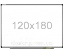 Доска магнитно-маркерная в алюминиевой раме Tetris DMM 120×180