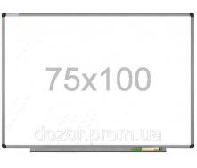 Доска магнитно-маркерная в алюминиевой раме Tetris DMM 75×100