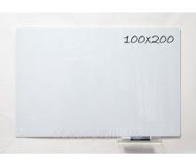 Доска стеклянная магнитная маркерная Tetris SMM 100x200
