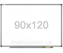 Доска магнитно-маркерная в алюминиевой раме Tetris DMM 90×120