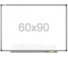 Доска магнитно-маркерная в алюминиевой раме Tetris DMM 60×90
