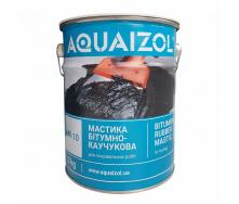 Мастика Aquaizol АМ-10 битумно-каучуковая 3 кг