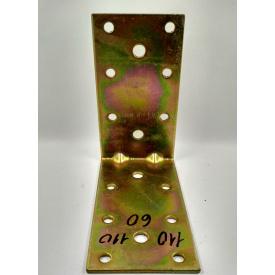 Уголок металлический №220-110-60