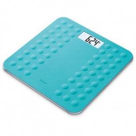 Весы напольные BEURER GS 300 Turquois (4211125756062)
