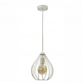 Светильник подвесной в стиле лофт MSK Electric Е27 (NL 2229 W)
