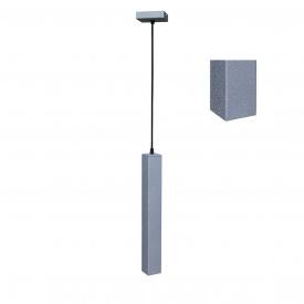 Светильник подвесной Трубка MSK Electric Е27 металл (NL 4050 GR)