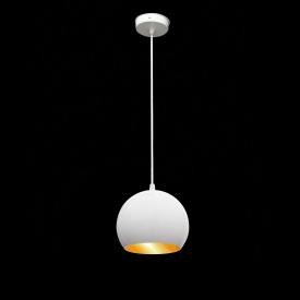 Светильник подвесной Msk Electric Шар 180mm (NL 1815 WH+GD)