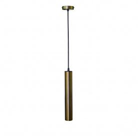 Світильник підвісний Трубка MSK Electric Е27 (NL 3522 BN)