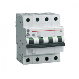 Автоматичний вимикач General Energy G64 C10 6kA